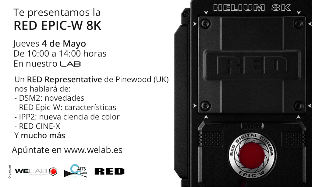 Evento de RED en Welab