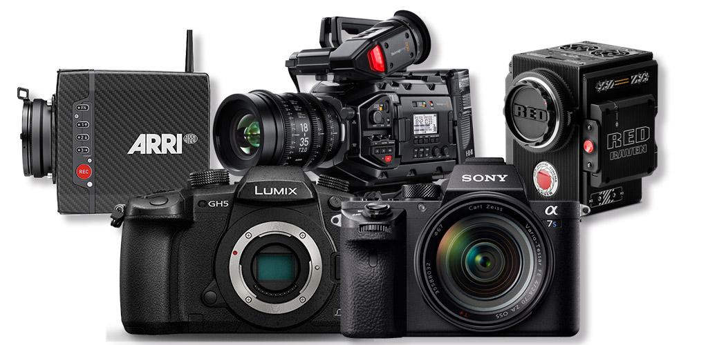 Las 5 mejores cámaras para alquilar (o comprar) para cualquier ...