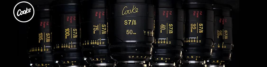 Cooke s7i Full Frame