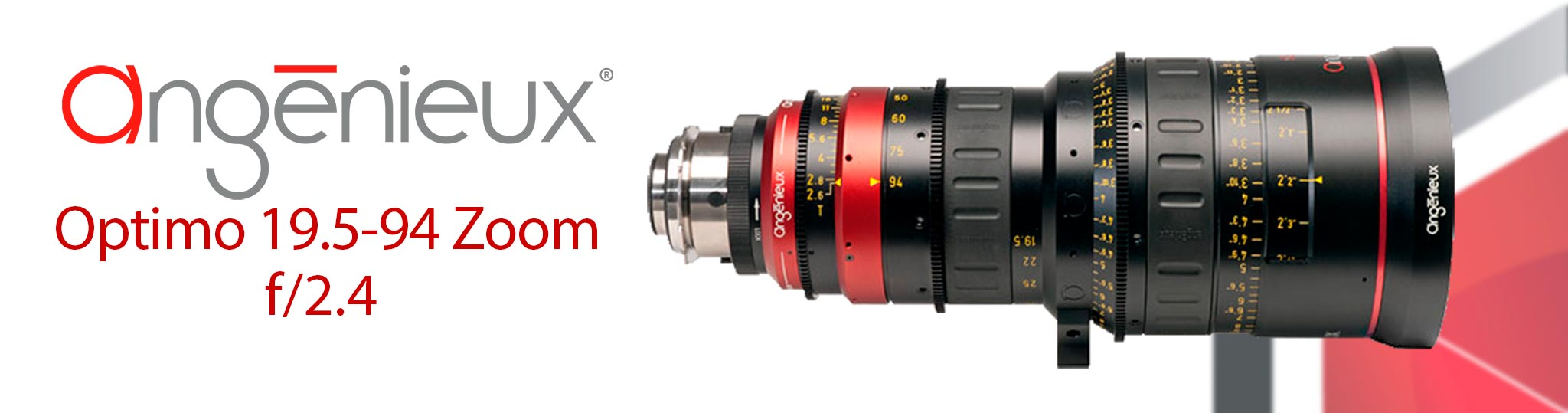 Angenieux Optimo Zoom 19.5-94