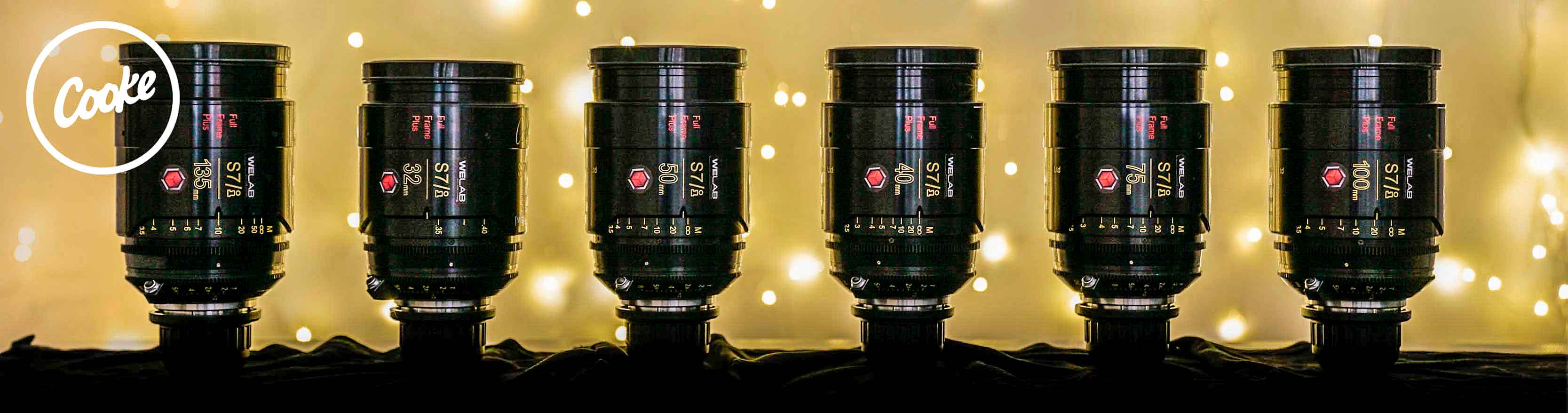 Cooke s7i Full Frame