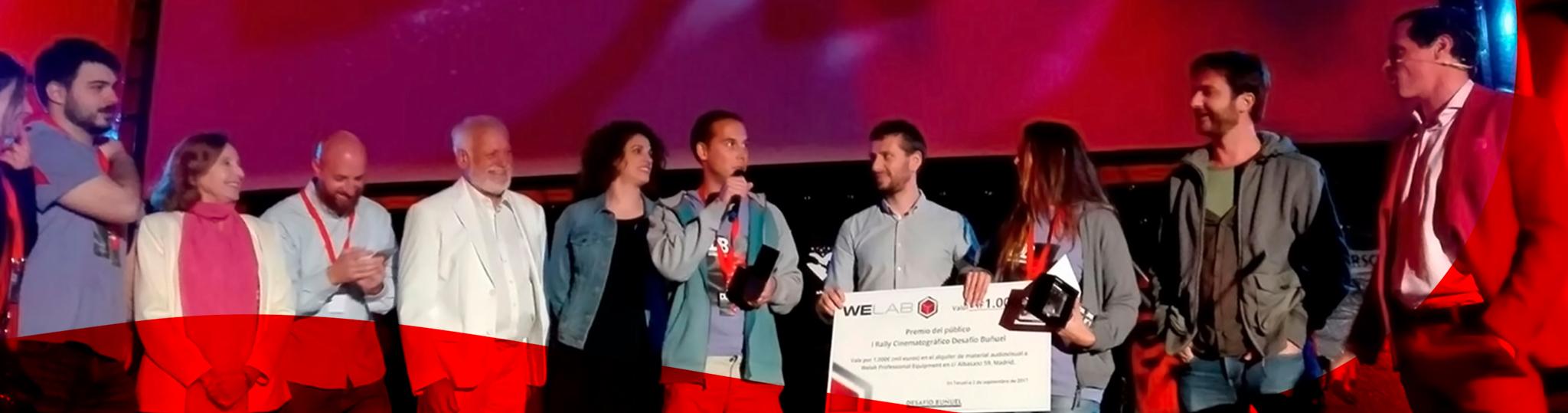 Welab patrocina Desafío Buñuel