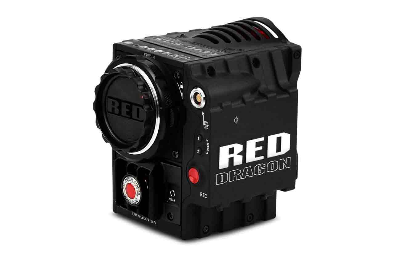 Red Epic Dragon en Welab