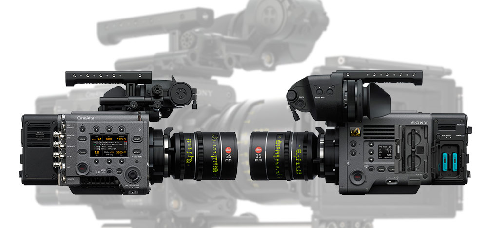 Sony Venice CineAlta camera Welab