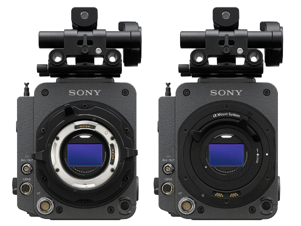 Sony Venice E and PL Mount