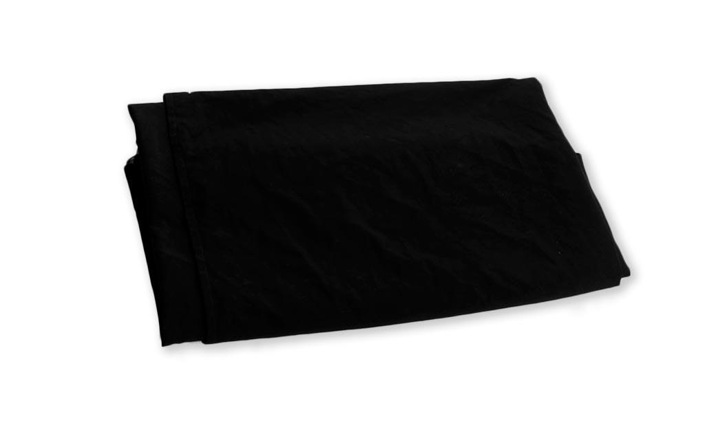 Tela ROSCO negra 2,35x2,35 - Alquiler en Welab