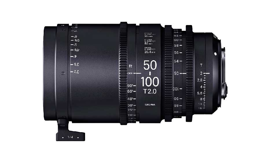 Sigma High Speed Zoom 50-100mm