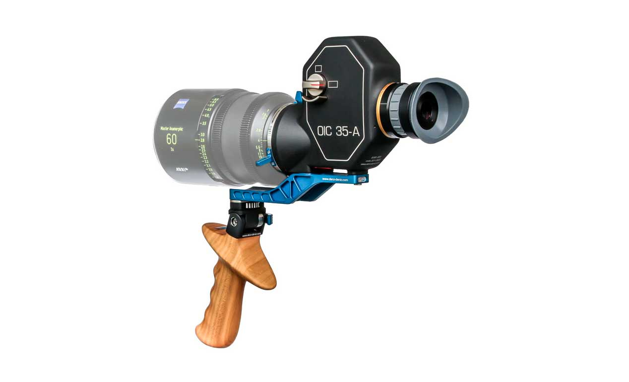 Denz OIC 35-A Anamorphic viewfinder