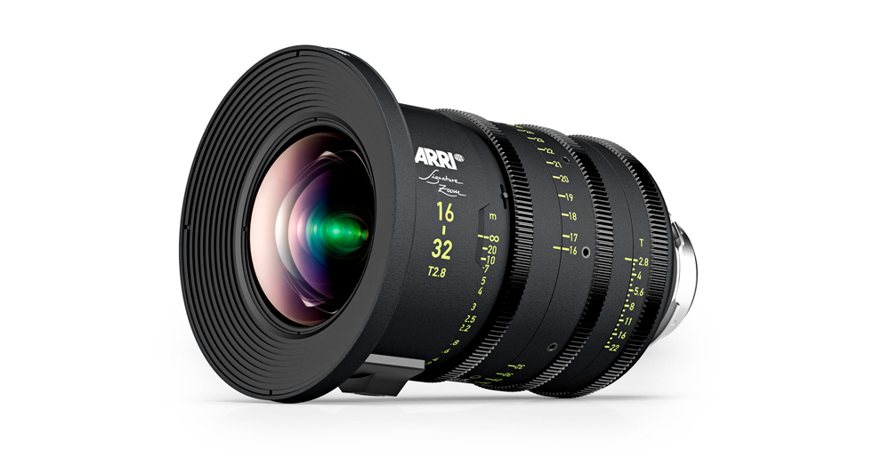ZOOM ARRI SIGNATURE 16-32mm T2.8