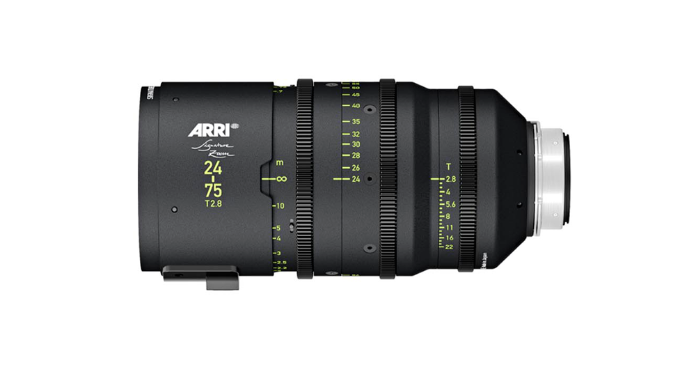 zoom arri signature 24-75mm T2.8