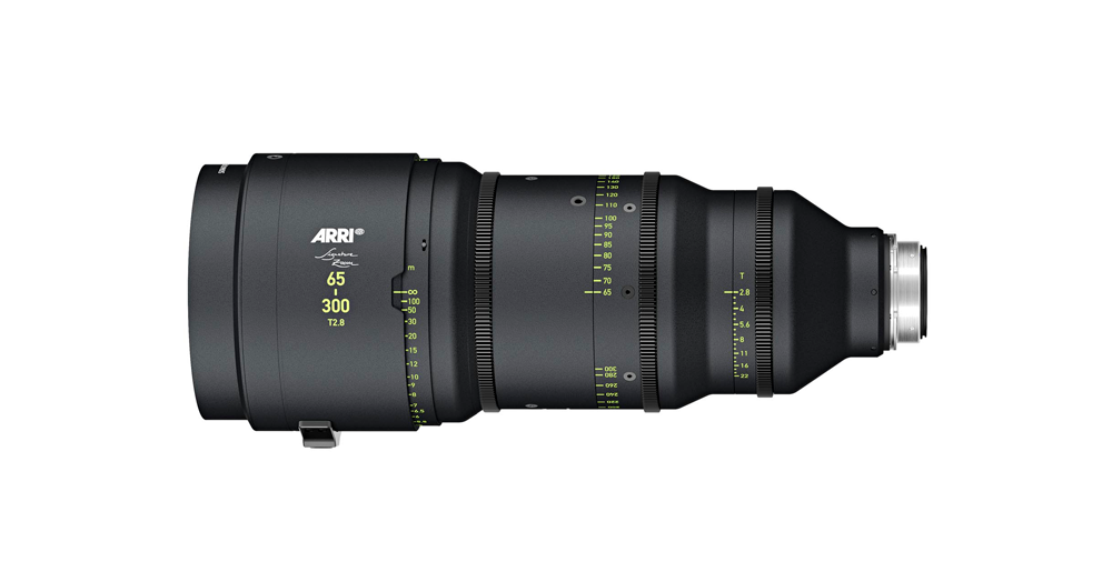 ZOOM ARRI SIGNATURE 65-300mm T2.8