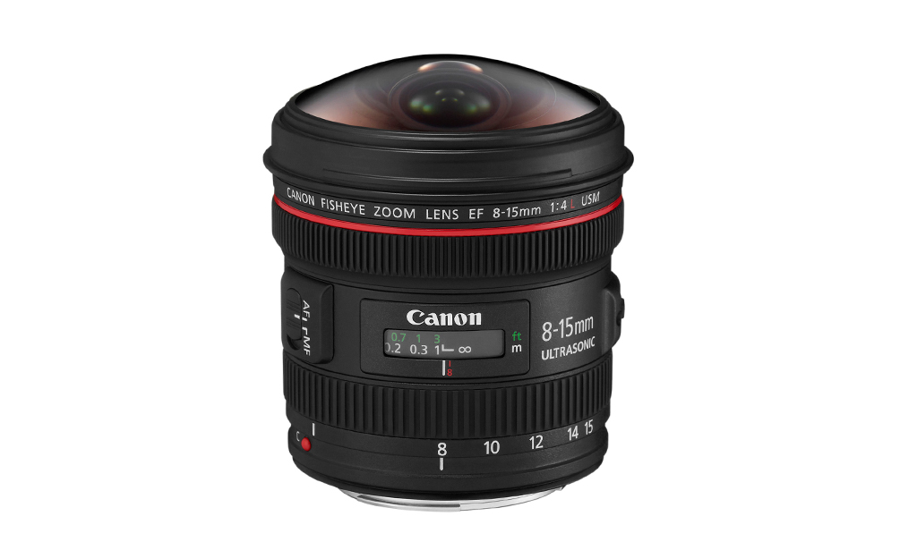 Canon Zoom EF 8-15 mm