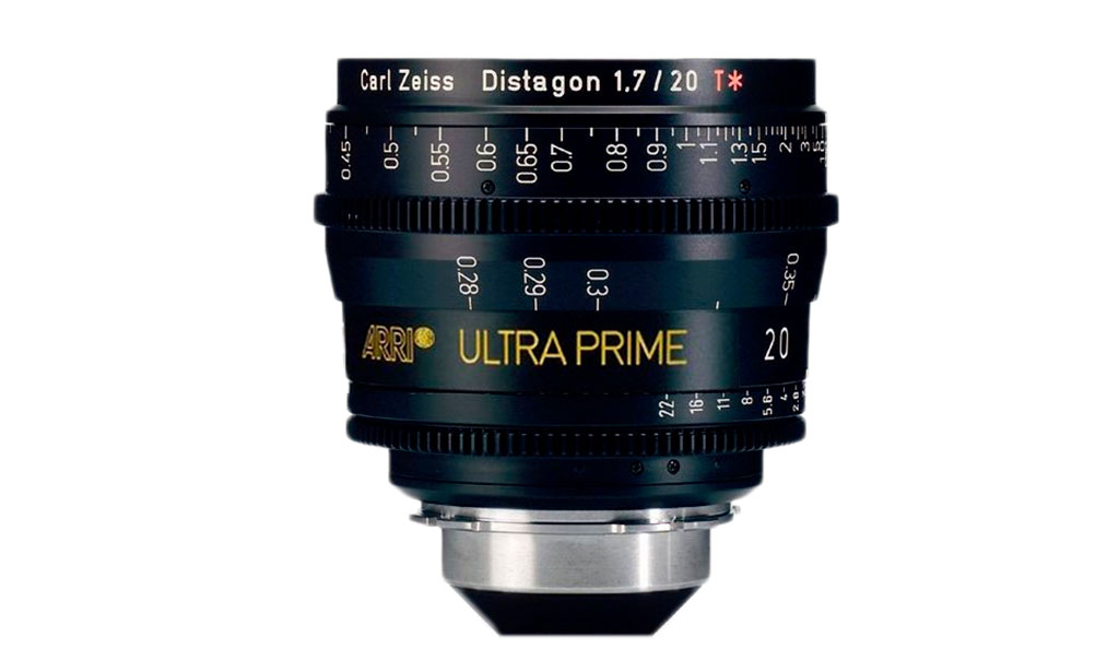 Arri Zeiss Ultra Prime 20mm T1.9