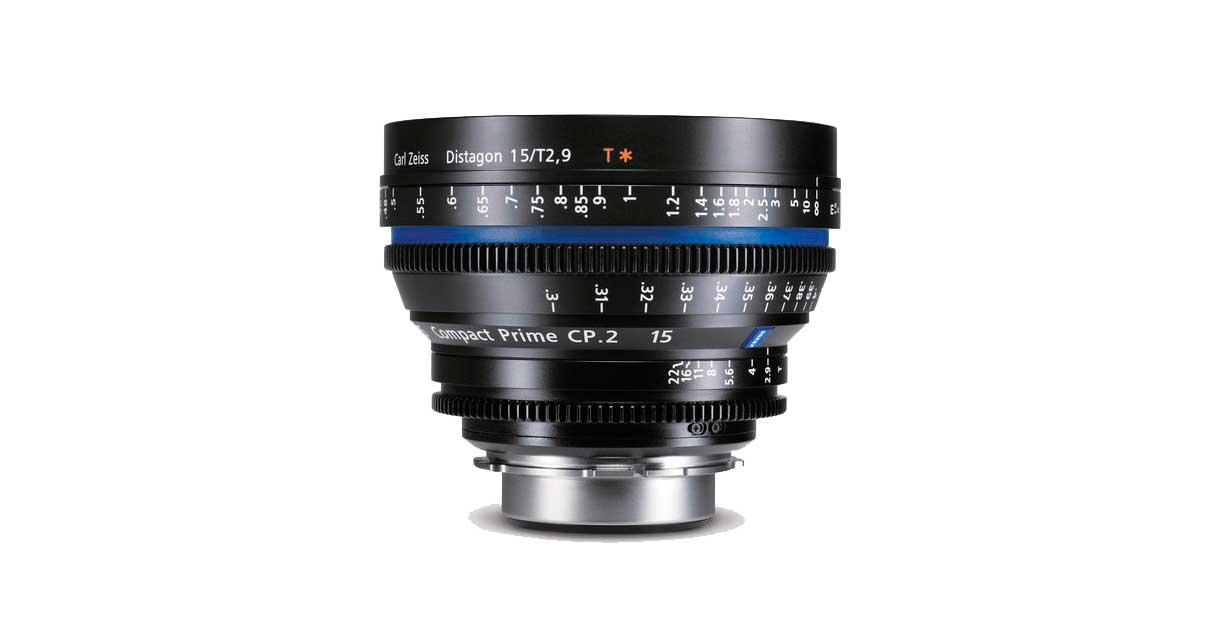 Zeiss Compact Prime 2 15mm