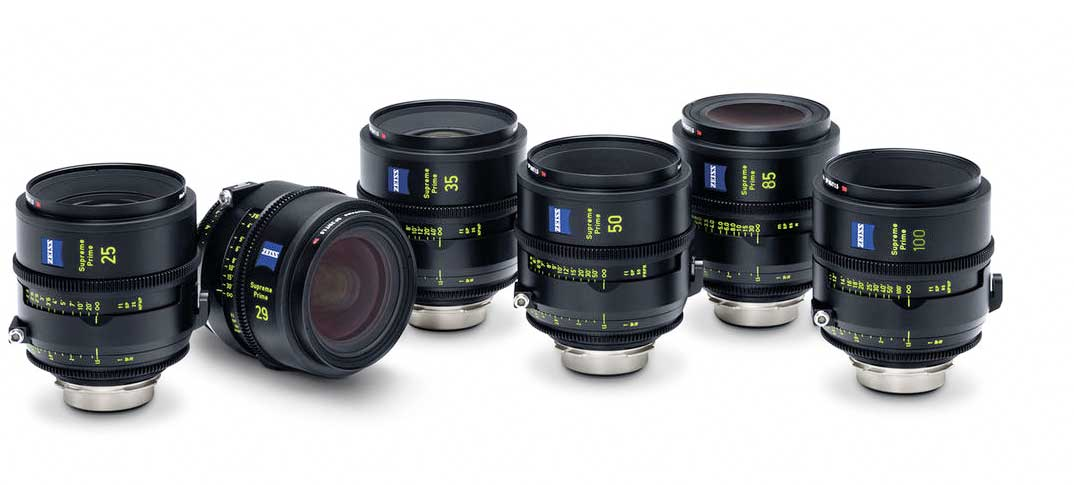 SET LENTES ZEISS SUPREME PRIME