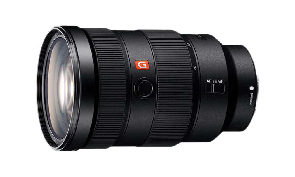 Sony FE 24-70mm f2.8 GM Zoom