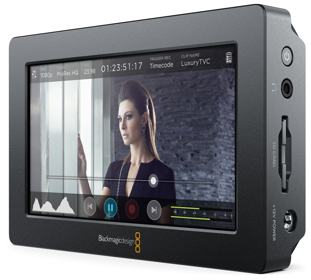Alquiler Blackmagic Video Assist